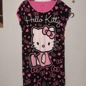 Hello kitty night shirt